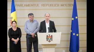 Victimele Vechiului Regim   Briefing De Presă A Deputatului Liviu Vovc