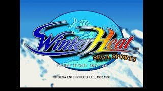 Winter Heat Review for the SEGA Saturn by John Gage