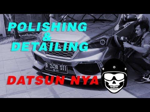Polishing & Detailing Datsun Milik Motomobi TV