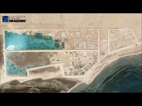 Monitoring Qatar New Port Project