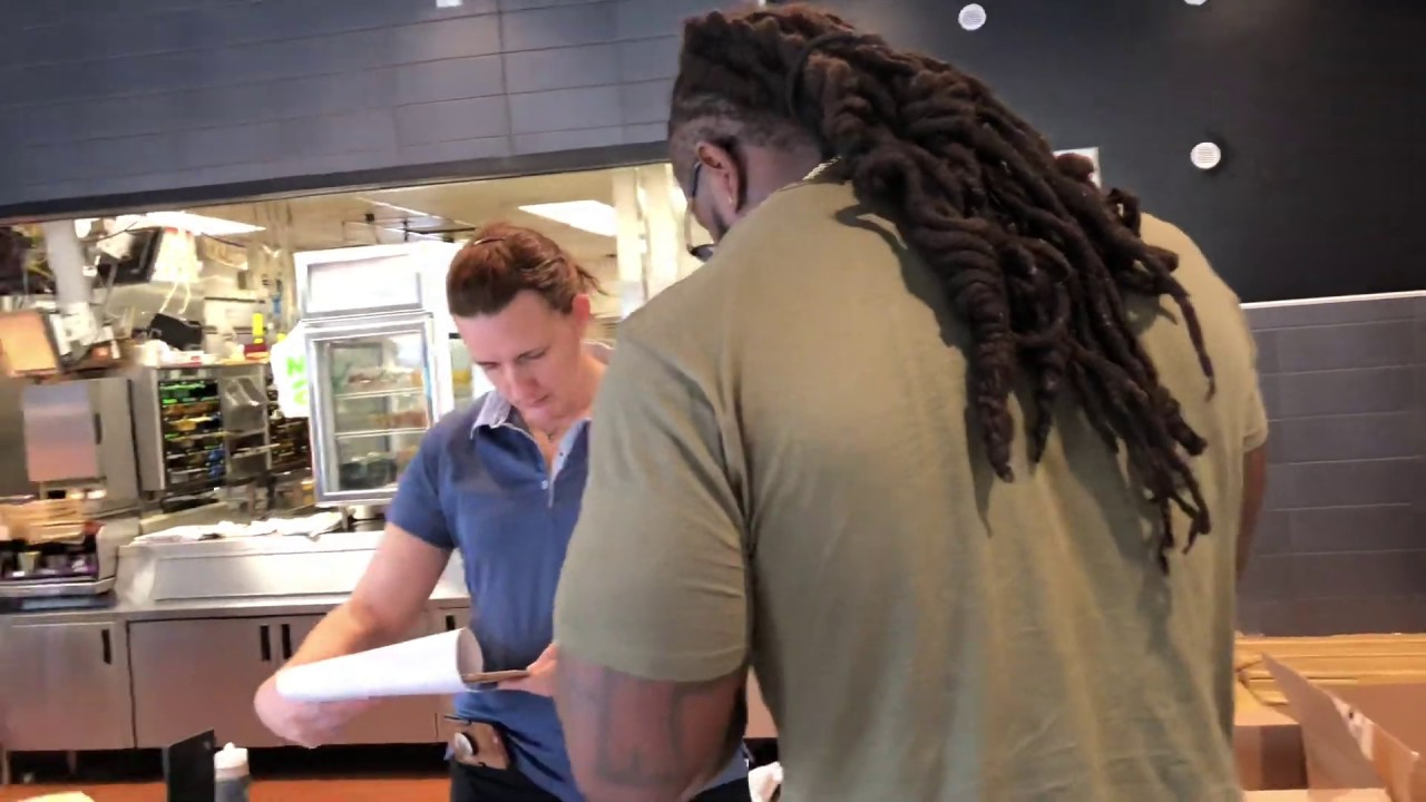 McDonald's Capture | Raw Unedited Footage | BountyTank