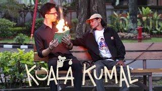 Prank Buku Api Koala Kumal Raditya Dika! Prank Indonesia!!