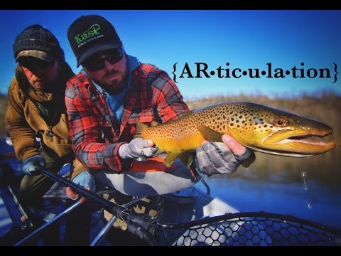 ARTICULATION | The White River Streamer Show