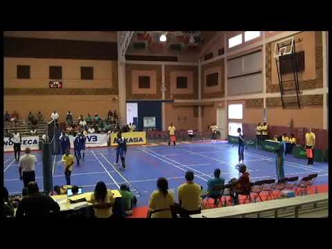 INM BBTV - Caribbean Volleyball Bahamas vs Jamaica