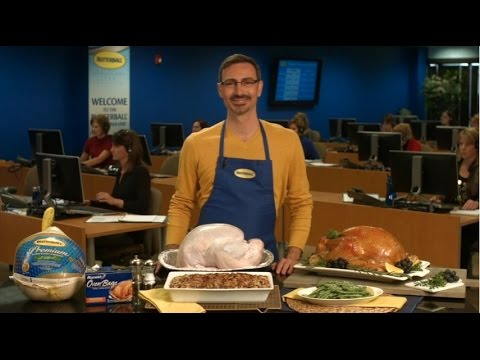 Butterball hotline talks turkey with TheCelebrityCafe.com