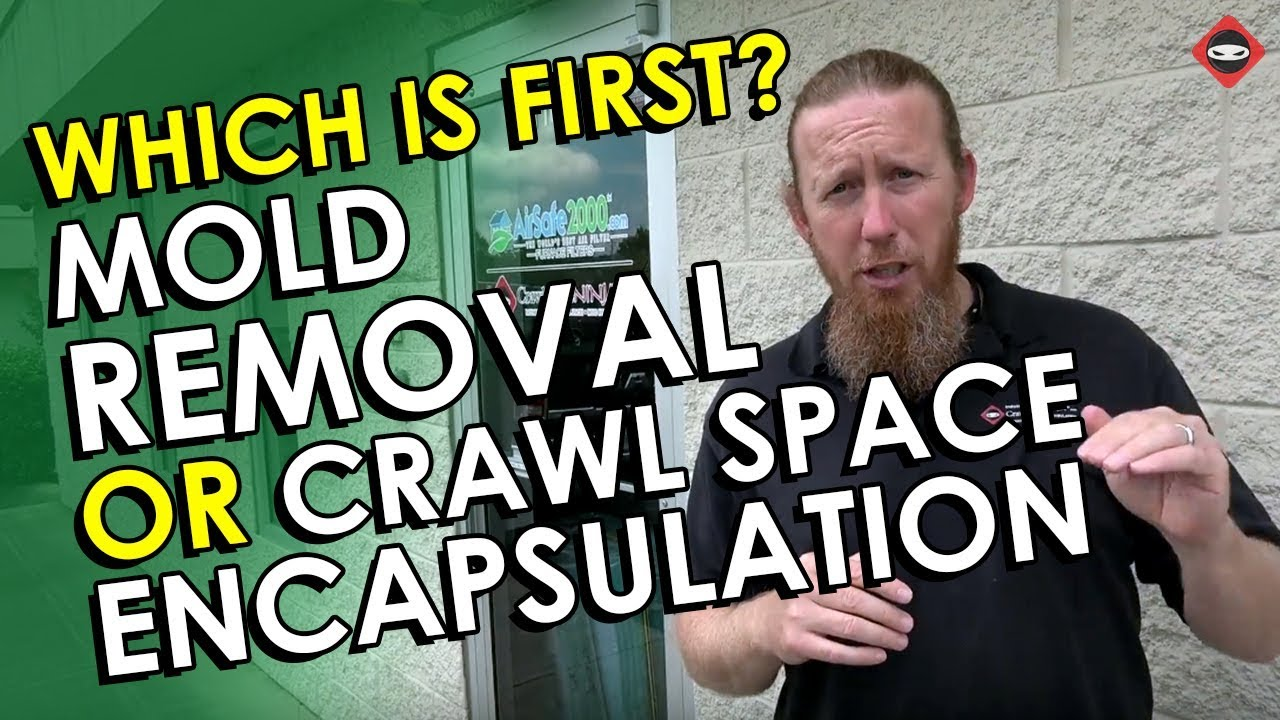 Crawl space mold removal or crawl space encapsulation which is crawl space mold removal or crawl space encapsulation which is first solutioingenieria Gallery