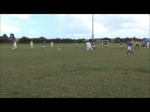 FSL Game 9 PDA FL U16 Boys 0 Wellington 2