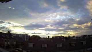 Time Lapse 4K Zonsondergang (gemaakt met Salora ACE 700)