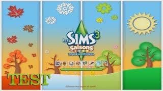 [Test] Les Sims 3 : Saisons (PC FR)
