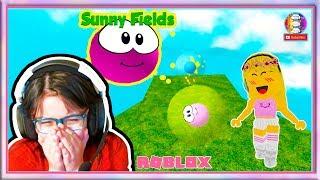 Roblox | Star Ball Sunny Fields | #3 meep City | Rainbow Master TV Gaming