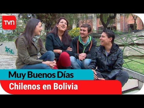 ¿Cómo viven los chilenos en Bolivia? | Muy buenos días