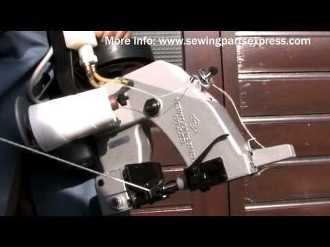 Newlong Industrial NP-7A Portable Bag Sewing Machine Cerradoras de Sacos