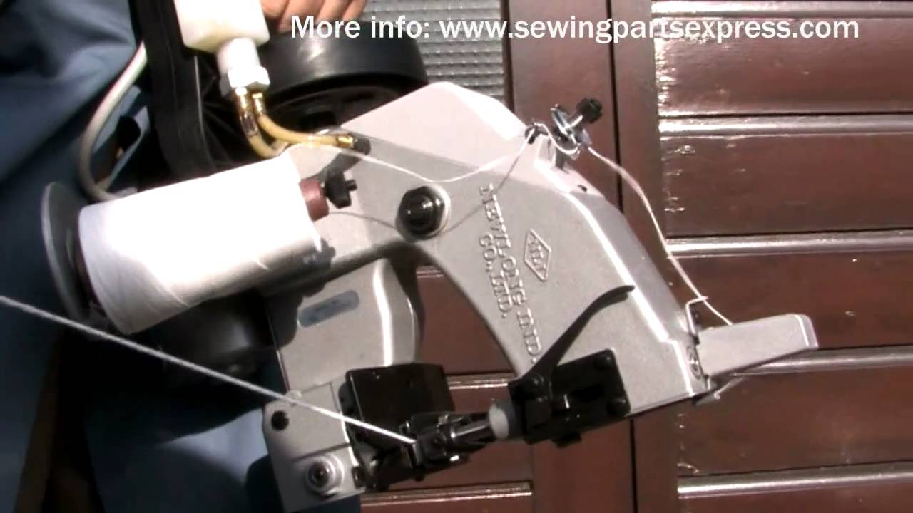 handheld industrial sewing machine