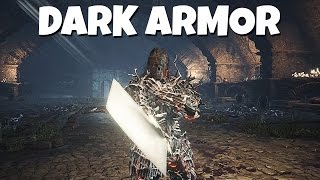 Dark Souls 3 - Dark Armor Set & Dark Sword Farming Location / Guide