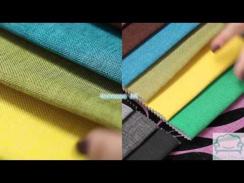 Мебельная ткань Саванна жаккард Exim Textil