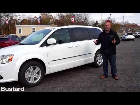 Bustard Chrysler Waterloo >> 2017 Grand Caravan Crew Plus Review At Bustard Chrysler Waterloo