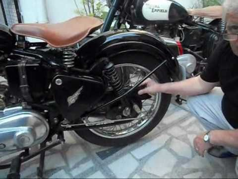 How I Made My Royal Enfield Bullet 350 Lighter Youtube