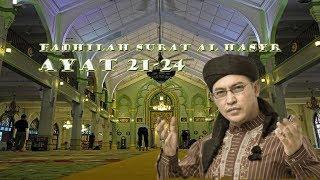 Download Video Ustadz Jefri Al Buchori - Surah Al Hasyr Ayat 21 24 MP3 3GP MP4