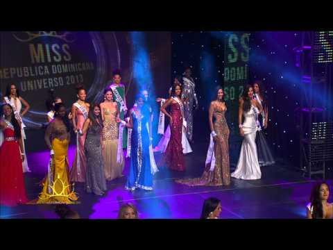 Miss República Dominicana Universo 2013  8/8 final