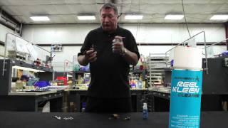 Ardent Reel Kleen Reel Cleaner video