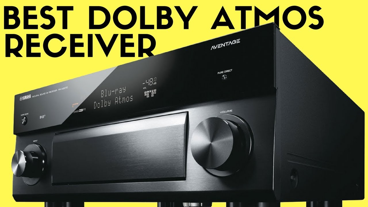 Yamaha Aventage RX-A3070 Review - Dolby Atmos Home Theater Setup ...