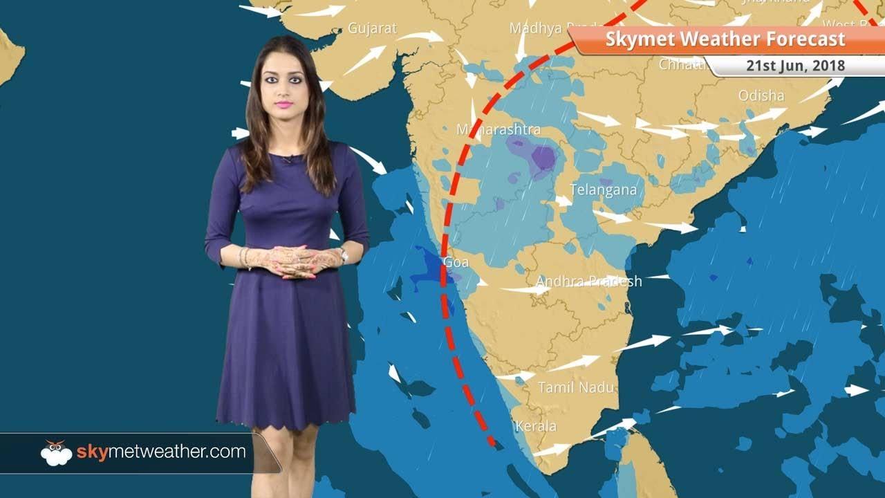 Weather Forecast for June 21: Rain in Mumbai, Goa, Karnataka, Kerala