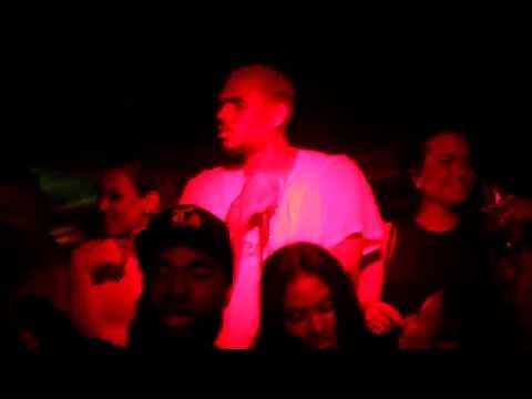 Chris Brown & Trey Songz Live at VIP Room NYC