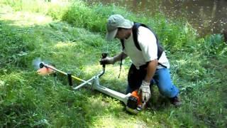 stihl fs450 brush cutter blade