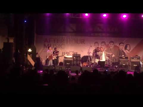 UNGU Live In Dupan Pekalongan 09.09.17 - Luka Disini & Cerita tentang kisah Personil Ungu