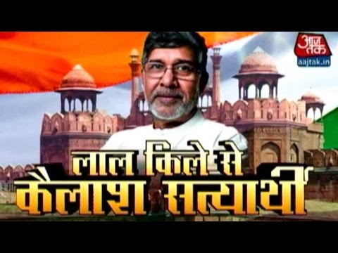 Exclusive: Kailash Satyarthi Upclose & Personnel