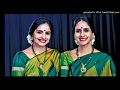 marakatavallIm manasA smarAmi-kAmbOji - Muthuswamy Dikshithar - Ranjani  Gayathri