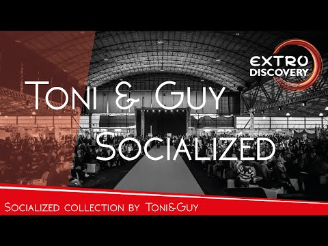"Extro Discovery - ""Socialized Collection"" by Toni&Guy 2016"