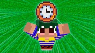Eu fiz uma SpeedRun de Minecraft!