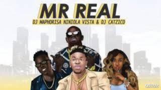 Mr Real ft DJ Maphorisa, Niniola, Vista &amp DJ Catzico - Legbegbe (Remix)