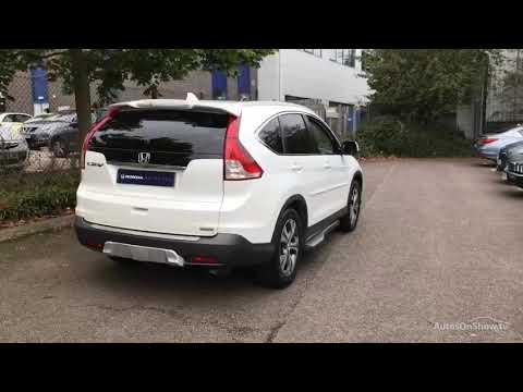 HONDA CR-V I-DTEC EX WHITE 2014