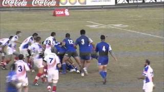 IDRC 2011 - French Armed Forces vs Samoa Police