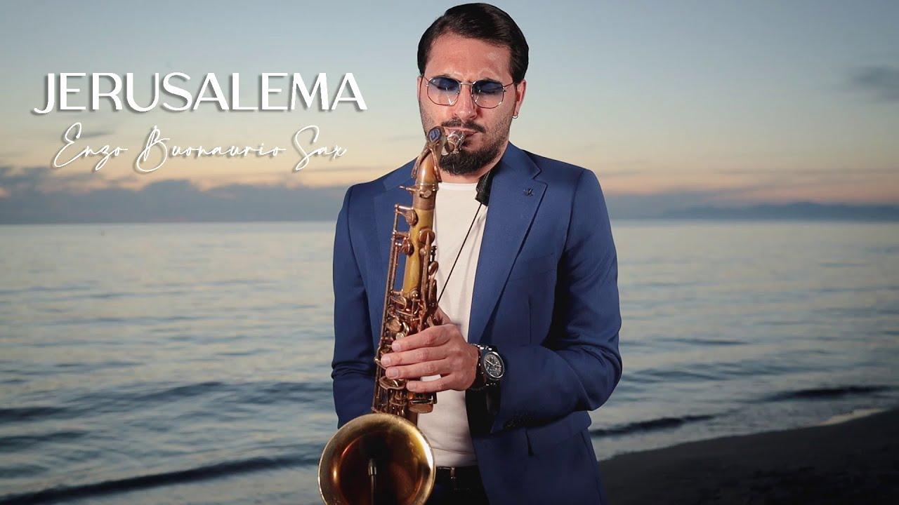 JERUSALEMA - Master KG [Sunset Version] - Enzo Buonaurio Sax
