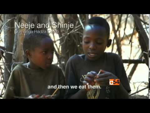 The Hadza Last of the First Documentary