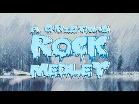 """Jared Sandhy - """"A Christmas Rock Medley"""""""
