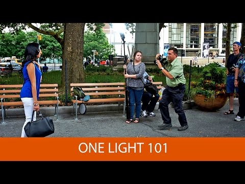 One Light 101 With Robert Harrington