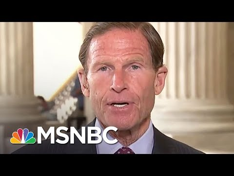 Sen. Richard Blumenthal: GOP 'Truly Going To Regret' Voting For Health Care Bill | MTP Daily | MSNBC