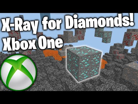 How To Download X-Ray Ore MOD On Minecraft XboxOne! Tutorial (New Method) 2020