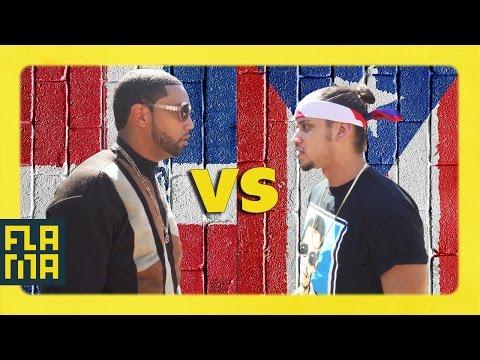 Puerto Ricans Vs. Dominicans II