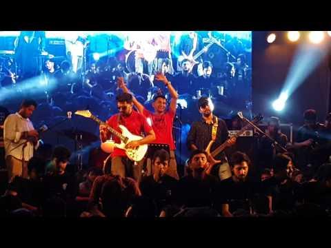 বুলেট কিংবা কবিতা (Bullet Kingba Kobita) - ShironamhiN (শিরোনামহীন) (Live at BUET) [14-07-2017]