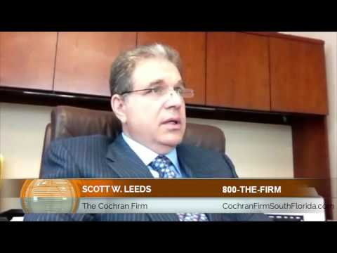 Scott W. Leeds Of The Cochran Firm: Outstanding Secrets On How To Get A Trustworthy Lawyer