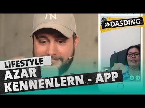 Azar - neue Kennenlern-App im Check mit Basti | DASDING