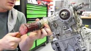 Relaxing ASMR Engine Build l Subi-Performance