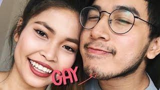hört auf zu sagen mein Freund sei Schwul!