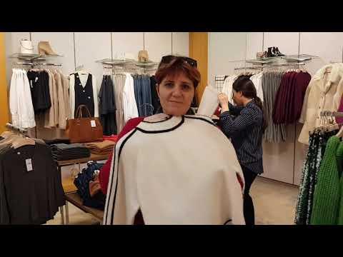 Покупаю тапочки на рынке Еревана / Dalma Garden Mall/ по магазинам со свекровью