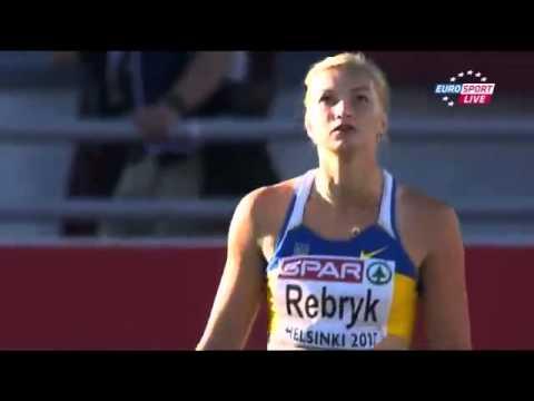 2012 European Athletics Championships Womens Javelin Throw Final